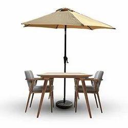 2.3 Beige Umbrella