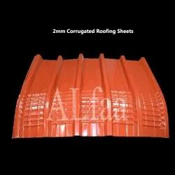 2 mm Corrugated Roofing Sheets