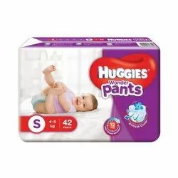 Huggies Wonder Pants Diapers Small 42 pcs