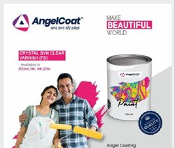 Angel Coat Synthetic Primer Surfacer Grey 500 ml, Bucket