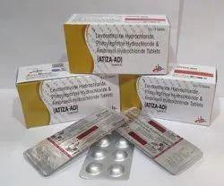 Levocetirzine 5mg+ Phenylephrine 5mg+ Ambroxol 60mg Tablet