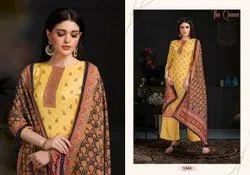 Bipson Shaneel 1041 Pashmina Digital Printed Designer Dress Material