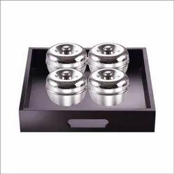 Apple Bowl Set