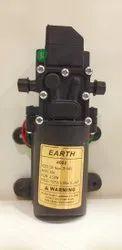 Agriculture Battery Sprayer Motor Pump 110 psi
