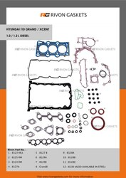 Head Gaskets India Hyindai i10 Grand Kappa / Xcent / i20 Grand 1.2L Diesel Overhaul Gaskets Sets