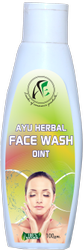 Amulyam Green Herbal Face Wash, Gel, Packaging Size: 100 Gm