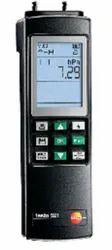Testo 521/526 referance Pressure Measuring Instrument for all ranges