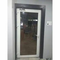 Upvc Hinged Glass Door
