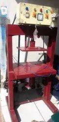 H Type Hawai Slipper Making Machine