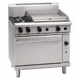 Griddle Plate With Oven (Gas)