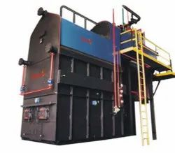 Agro Waste Fired 4000 Kg/hr Boilers