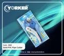 PVC Pipe Cutter (Gold)