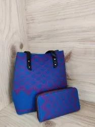 Tote Bag With Wallet