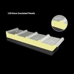 120.6mm Insulated PUF Sandwich Panels