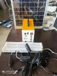 Solar Home Lighting Kit