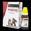 Drops Pyrofine - For Cold And Temperature In Pets, For Personal, Packaging Type: Bottle
