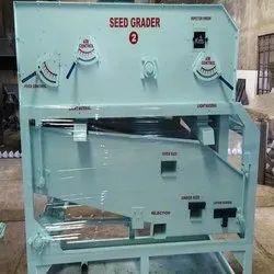 Grain Seed Cleaner Cum Grater