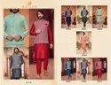 Lucknowi Work Kurta Pajama with Jacket
