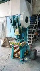 30 Ton C Frame Power Press Machine