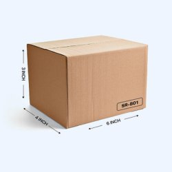 Commercial Corrugated Box