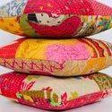 Wholesale Indian Bengal Gudari Vintage Kantha Cushion Cover