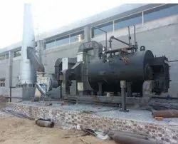 Solid Fuel Fired 3 TPH Fire Tube Steam Boiler