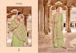 Amyra Kohioor Festive Wear Exclusive Embroidery Salwar Kameez Collection