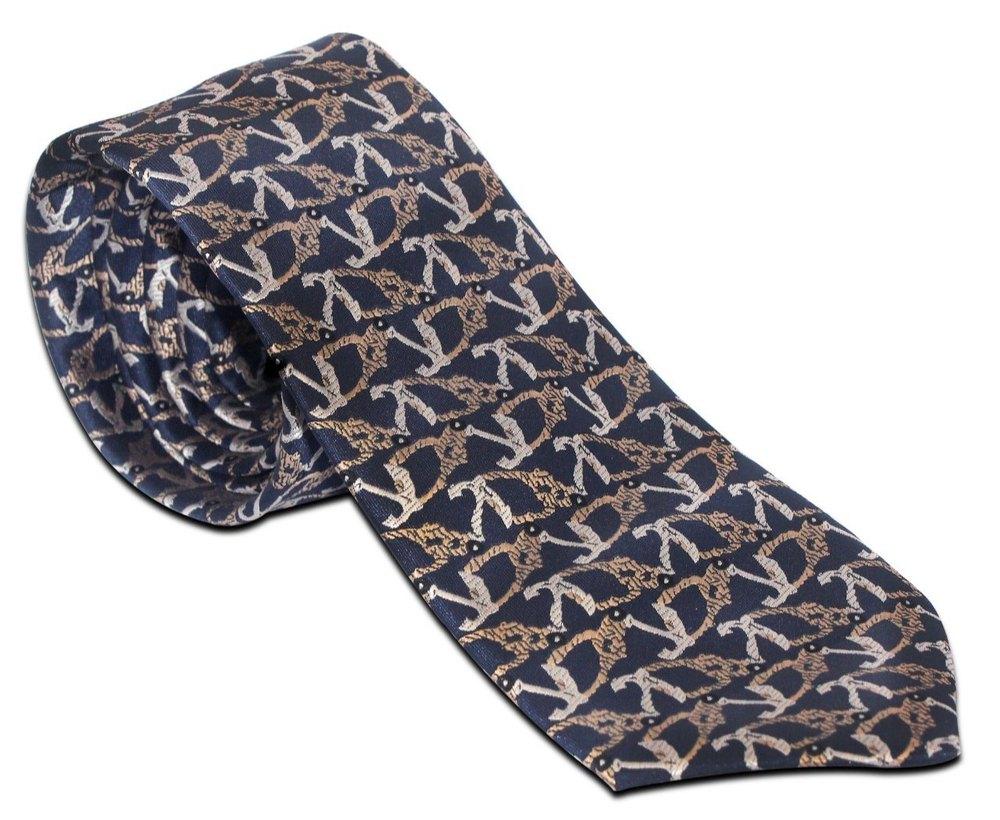 Blue Designer Tie Anchor, Size: XL, Rs 350 /piece Dilli ...