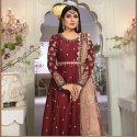 Designer Salwar Kameez Embroidery Work
