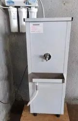 SS Water Cooler 20 Liter Vertical