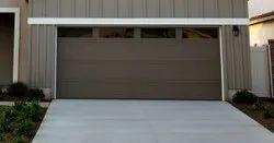 Multi Panel Garage Door