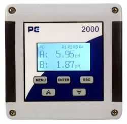 Dual Channel pH And Conductivity Controller