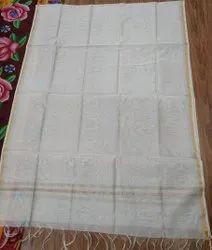 Dyeable Pure Chanderi Silk Dupatta