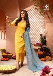 Full Stitched Salwar Suits
