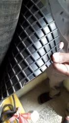 Electrical Checkered Rubber Sheet