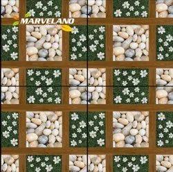 Marvel Matt Digital Vitrified Parking Tiles, Thickness: 8 - 10 mm