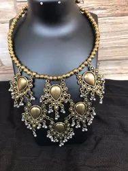 Afgani Necklace Set