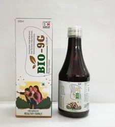 9g Multivitamin Syrup