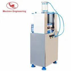 Semi Automatic Chapati Pressing Machine