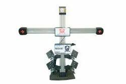 Corghi CCD Wheel Alignment