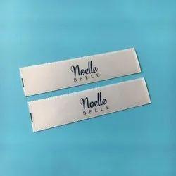 Printed Garment Labels