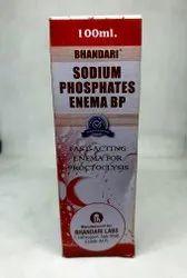 Bhandari Sodium Phosphate Enema BP 100ML