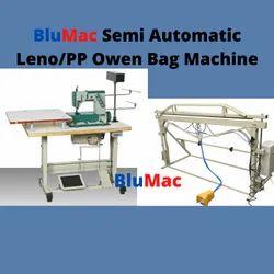 PP Woven Leno Bags Making Machine