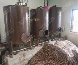 Wood Fired 200 kg/hr Steam Boiler