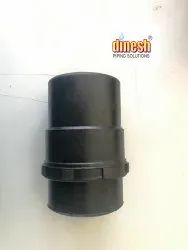 HDPE End Cap Fitting