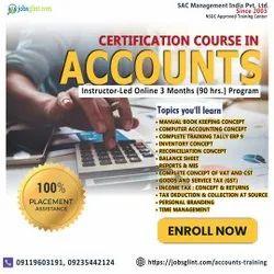 Accounts Training Classes