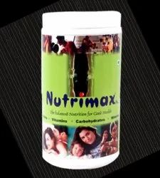 Hello (India) Nutrimax Powder Supplement, For Personal Use, 720g