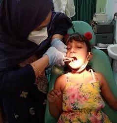 Pediatric Dental Treatment, For Clinical