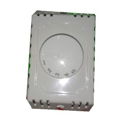 White Plastic Carron Fan Regulator