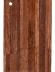 0.65mm Rectangular Brown Vinyl Flooring Sheet